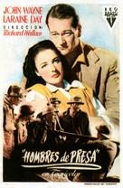 Tycoon - Spanish Movie Poster (xs thumbnail)