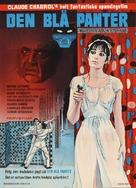 Marie-Chantal contre le docteur Kha - Danish Movie Poster (xs thumbnail)