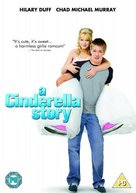 A Cinderella Story - British DVD movie cover (xs thumbnail)