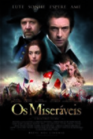 Les Misérables - Brazilian Movie Poster (xs thumbnail)