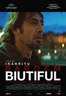 Biutiful - Croatian Movie Poster (xs thumbnail)