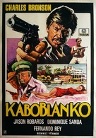 Caboblanco - Turkish Movie Poster (xs thumbnail)