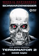 Terminator 2: Judgment Day - Polish DVD cover (xs thumbnail)