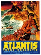 Atlantis, the Lost Continent - French Movie Poster (xs thumbnail)