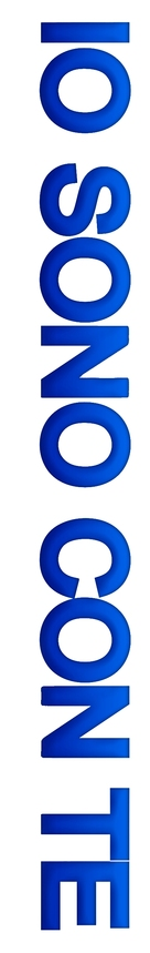 Io sono con te - Italian Logo (xs thumbnail)
