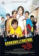 Die Vorstadtkrokodile - Dutch Movie Poster (xs thumbnail)