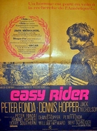Easy Rider - French Movie Poster (xs thumbnail)