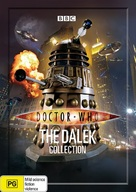 """Doctor Who"" - Australian DVD movie cover (xs thumbnail)"