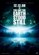 The Day the Earth Stood Still - Norwegian Movie Poster (xs thumbnail)