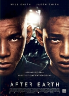 After Earth - German Movie Poster (xs thumbnail)