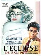 L'eclisse - Belgian Movie Poster (xs thumbnail)