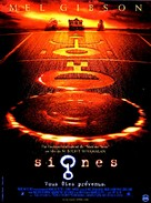 Signs - French Movie Poster (xs thumbnail)