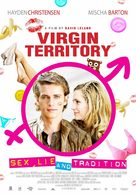 Virgin Territory - Thai Movie Poster (xs thumbnail)