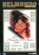 La française et l'amour - French DVD movie cover (xs thumbnail)