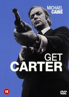 Get Carter - British DVD cover (xs thumbnail)