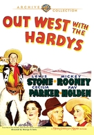 Out West with the Hardys - DVD cover (xs thumbnail)