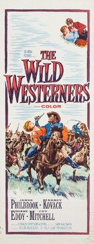The Wild Westerners - Movie Poster (xs thumbnail)