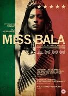 Miss Bala - British DVD movie cover (xs thumbnail)
