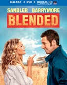 Blended - Blu-Ray movie cover (xs thumbnail)