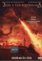 Reign of Fire - Hungarian Movie Poster (xs thumbnail)