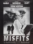 The Misfits - French Re-release poster (xs thumbnail)