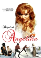 Merveilleuse Angélique - Czech Movie Cover (xs thumbnail)