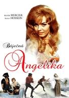 Merveilleuse Angélique - Czech Movie Cover (xs thumbnail)