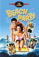 Beach Party - DVD cover (xs thumbnail)