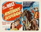 The Mysterious Desperado - Movie Poster (xs thumbnail)
