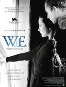 W.E. - French Movie Poster (xs thumbnail)