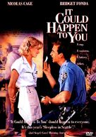 It Could Happen To You - DVD movie cover (xs thumbnail)