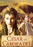 Caesar and Cleopatra - French Movie Cover (xs thumbnail)