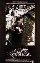 A Little Romance - Movie Poster (xs thumbnail)
