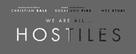 Hostiles - Logo (xs thumbnail)