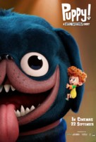 Puppy - South African Movie Poster (xs thumbnail)