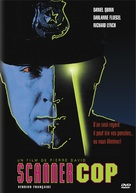 Scanner Cop - French DVD cover (xs thumbnail)