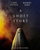 A Ghost Story - Spanish Movie Cover (xs thumbnail)