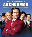 Anchorman: The Legend of Ron Burgundy - Movie Cover (xs thumbnail)