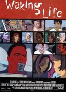 Waking Life - Spanish Movie Poster (xs thumbnail)