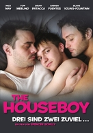 The Houseboy - German Movie Cover (xs thumbnail)