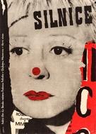 La strada - Czech Movie Poster (xs thumbnail)