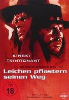 Il grande silenzio - German Movie Cover (xs thumbnail)
