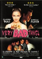 Very Bad Things - French DVD cover (xs thumbnail)