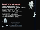 Dance with a Stranger - British Movie Poster (xs thumbnail)