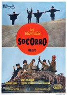 Help! - Spanish Movie Poster (xs thumbnail)