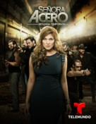 """Señora Acero"" - Mexican Movie Poster (xs thumbnail)"