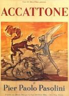 Accattone - Italian Movie Poster (xs thumbnail)