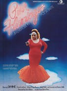 Pink Flamingos - French Movie Poster (xs thumbnail)