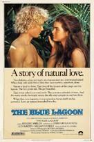 The Blue Lagoon - Movie Poster (xs thumbnail)