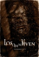 Los que no viven: La llegada - Spanish Movie Poster (xs thumbnail)